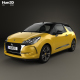 DS3 Chic Cabriolet 2016 - 3DOcean Item for Sale