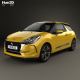 DS3 Chic hatchback 2016 - 3DOcean Item for Sale