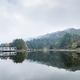 lushan landscape of traditional pavilion on lake - PhotoDune Item for Sale