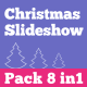 Christmas Slideshow Pack 8in1 - VideoHive Item for Sale