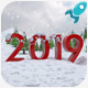 2019 New Year Logo - VideoHive Item for Sale