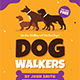 Dog Walkers Flyer - GraphicRiver Item for Sale