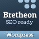 Bretheon WordPress Theme - ThemeForest Item for Sale