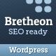 Bretheon WordPress Theme - ThemeForest Item for Sale