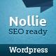Nollie WordPress Theme - ThemeForest Item for Sale