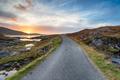Sunset over the Isle of Harris - PhotoDune Item for Sale