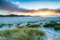 Sunset at Luskentyre Beach in the Western Isles - PhotoDune Item for Sale