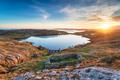 Sunset on the Isle of Harris - PhotoDune Item for Sale
