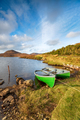 Rowing Boats on the Isle of Harris - PhotoDune Item for Sale