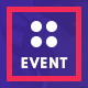 Free Download La Evento - Crafted Niche for Events & Conferences Template Nulled