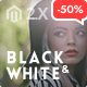 Black&White - Responsive Magento 2.2.x  and Magento 1 Theme - ThemeForest Item for Sale