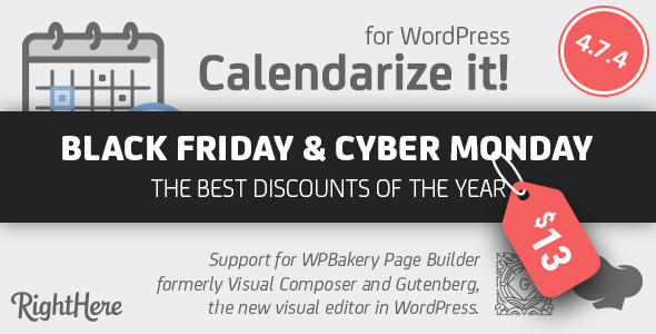 Calendarize it! for WordPress Nulled