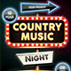 Country Music Flyer Template - GraphicRiver Item for Sale