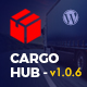 Cargo HUB - Transport WordPress Theme for Transportation, Logistics and Shipping Companies - ThemeForest Item for Sale