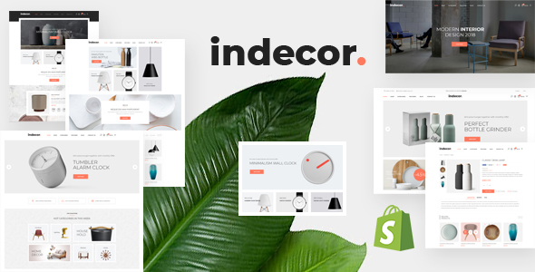 Indecor - Furniture eCommerce  Shopify Theme - Shopping Shopify