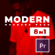Modern Openers Pack For Premiere Pro - VideoHive Item for Sale