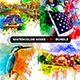 Watercolor Mixed 4 in 1 Photoshop Action Bundle - GraphicRiver Item for Sale