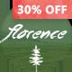 Florence - A Responsive WordPress Blog Theme - ThemeForest Item for Sale