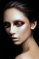 Beautiful girl portrait with creative make up - PhotoDune Item for Sale