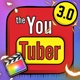 The YouTuber Pack - Comic Edition V3.0 - Final Cut Pro X & Apple Motion - VideoHive Item for Sale