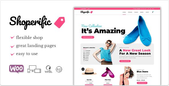 Shoperific - Flexible Online Shop