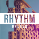Rhythmic Intro | FCPX or Apple Motion