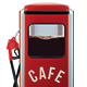 Gas Pump with Coffee Dispenser - GraphicRiver Item for Sale