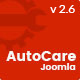 Auto Care - Joomla Template for Car Mechanic, Workshops, Auto Repair Centers - ThemeForest Item for Sale