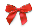 red decorative bow - PhotoDune Item for Sale