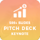 Bundle 2 in 1 Simple & Effective Pitch Deck Keynote Template - GraphicRiver Item for Sale