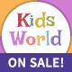 KidsWorld - Kindergarten, Child Care & Preschool Responsive WP Theme - ThemeForest Item for Sale