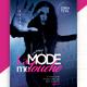 La Mode Me Touche Flyer Template - GraphicRiver Item for Sale