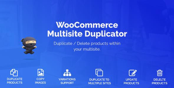 WooCommerce Multisite Duplicator - CodeCanyon Item for Sale
