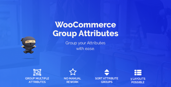 WooCommerce Group Attributes - CodeCanyon Item for Sale