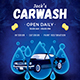 Car Wash Flyer - GraphicRiver Item for Sale
