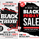 Black Friday Flyer Bundle - GraphicRiver Item for Sale