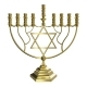 Hanukkah Menorah 3D Render - GraphicRiver Item for Sale