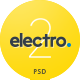 Electro - Electronics eCommerce PSD - ThemeForest Item for Sale