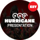 Hurricane Keynote Template - GraphicRiver Item for Sale