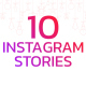 10 Christmas Instagram Stories - VideoHive Item for Sale