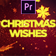 Christmas Wishes Mogrt - VideoHive Item for Sale
