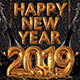 2019 Happy New Year - GraphicRiver Item for Sale