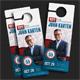 Political Election Hanger v2 - GraphicRiver Item for Sale
