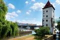 Water tower in Prague - PhotoDune Item for Sale