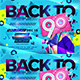 BACK TO 90's Flyer - GraphicRiver Item for Sale