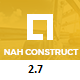 Nah Multipurpose Construction Drupal 8.6 - ThemeForest Item for Sale