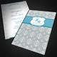 Floral Wedding Card - GraphicRiver Item for Sale