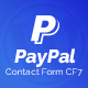 Contact Form CF7 – PayPal Integration - CodeCanyon Item for Sale