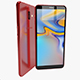 Samsung Galaxy J6 Plus Element 3D Model V2.2 - 3DOcean Item for Sale