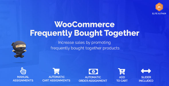 WooCommerce Frequently Bought Together - CodeCanyon Item for Sale